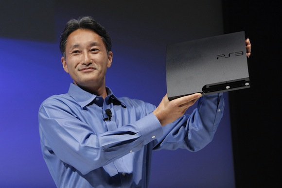 With Microsoft CEO Steve Ballmer on his way out, CES taps Sony CEO Kazuo Hirai for show's opening ...
