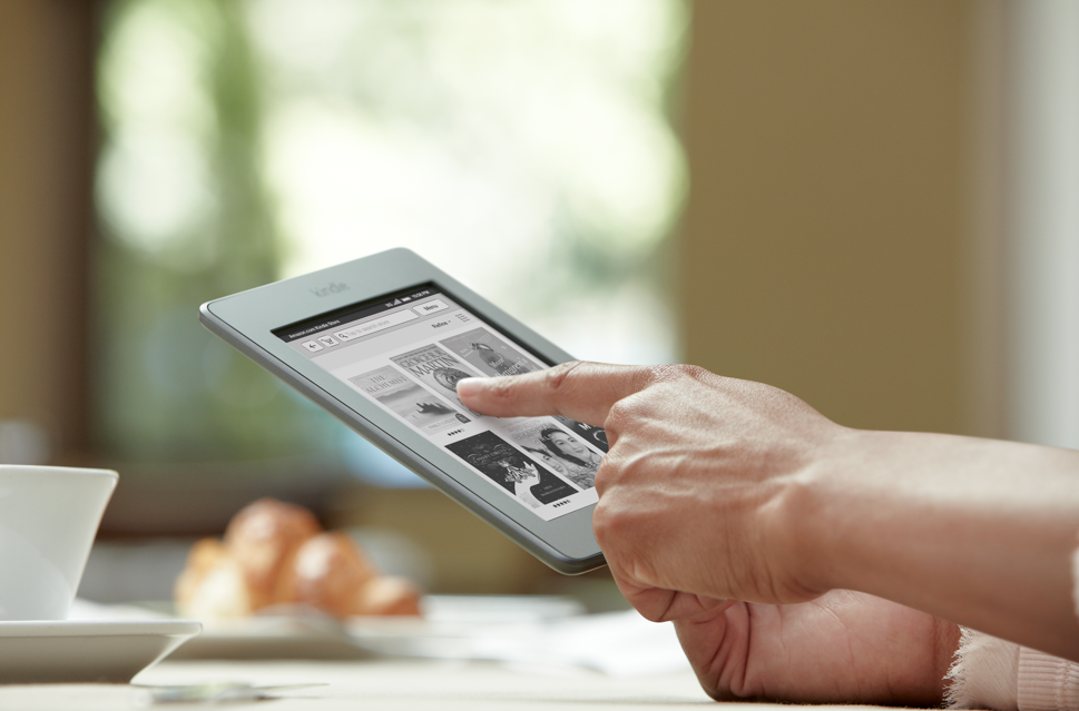 Amazon starts shipping Kindle Touch worldwide, but excludes bestselling regions