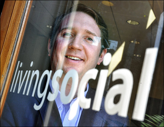 LivingSocial CEO Tim O'Shaughnessy steps down from the company he say is now 'stable and healthy' ...