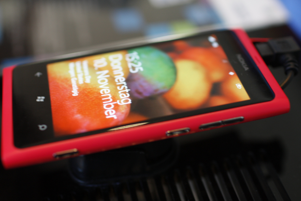 Nokia and China Telecom will reportedly launch the Lumia 800 in China in March