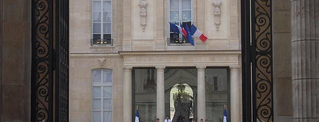 palais de l'élysée by marsupilami92