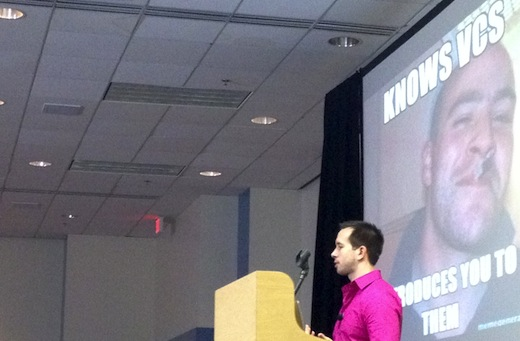 "Onswipe's Jason Baptiste on being a CEO: ""I am a 2012 equivalent of Dr. Seuss"""