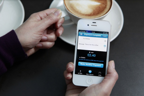 Barclays' Pingit sees 20,000 downloads in two days, leaves rivals playing catch-up