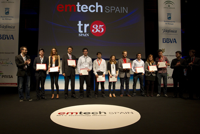 MIT's TR35 will award ten young Colombian tech innovators