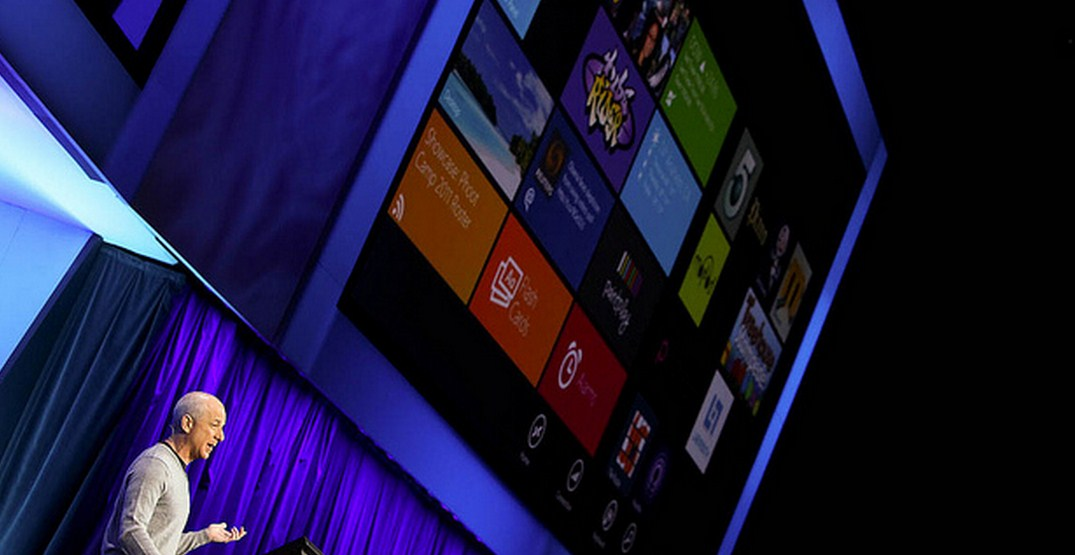 Why the market was slow to react to Microsoft's Windows 8 news