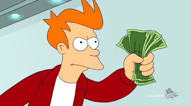 Instagram worth a half billion? Sure, and I'm Mick Jagger