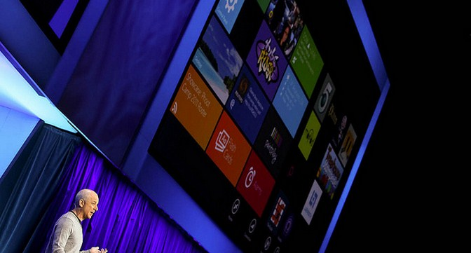 PowerPoint 15 defaults widescreen, and what this means for Windows 8's hardware