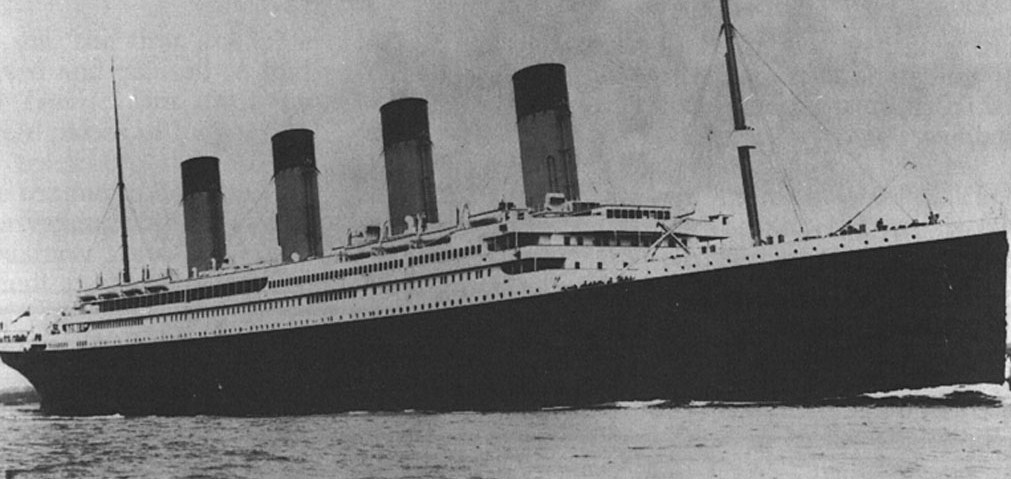 Check out these never-before seen, stunning images of the Titanic