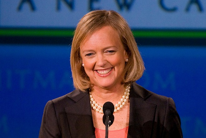 Meg Whitman breaks the Teamsters' rule, is right regardless