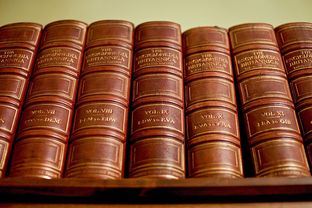 Wikipedia and the Internet just killed 244-year-old Encyclopaedia Britannica