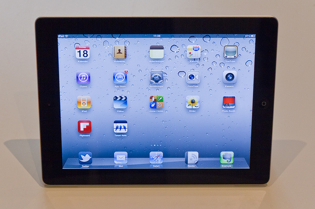 iPad Inflation: UK starts tracking tablet sales to monitor the nation's spending