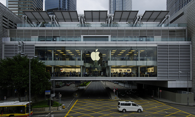 Apple warns Hong Kong iPad scalpers against queueing ahead of Friday launch (but that doesn't stop ...