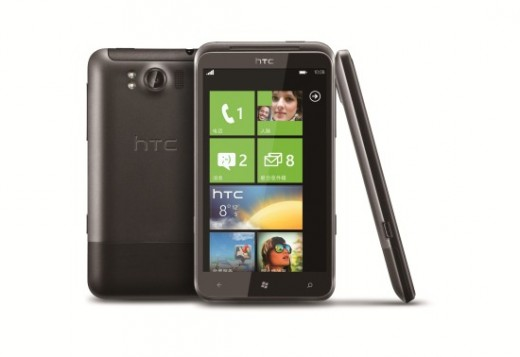 7271.HTC Eternity front back 2 thumb 2F02B679 520x357 Microsoft launches Windows Phone 7 in China, but handset makers, operators hold the details