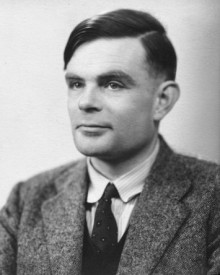 Alan Turing photo 220x275 A petition to put computing legend Alan Turing on British banknotes hits 10,000 signatures