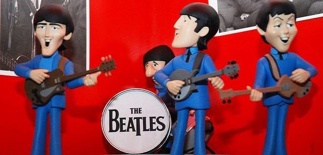 The Beatles' music arrives on 50,000 digital jukeboxes across North America