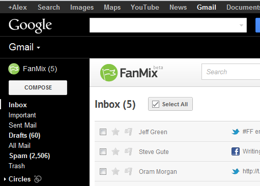 Capture1 FanMix is simply the best way to manage multiple social media accounts in one window