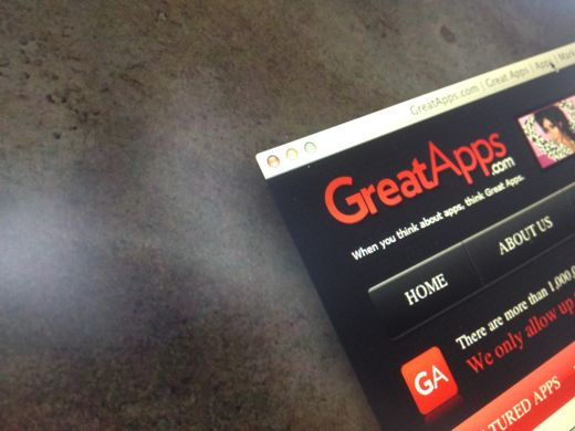 GreatApps.com aims to change the way that great mobile apps are discovered