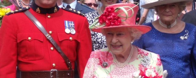 Google's project to mark the Queen's Diamond Jubilee will let you upload and 'pin' ...