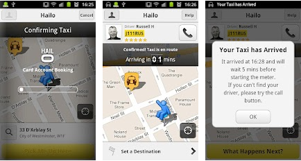 Scre London taxi app Hailo takes on $17m in series A funding led by Accel, and gears up for US launch