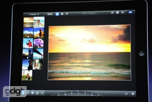 Apple's new iPhoto for iOS is out, get it now for $4.99