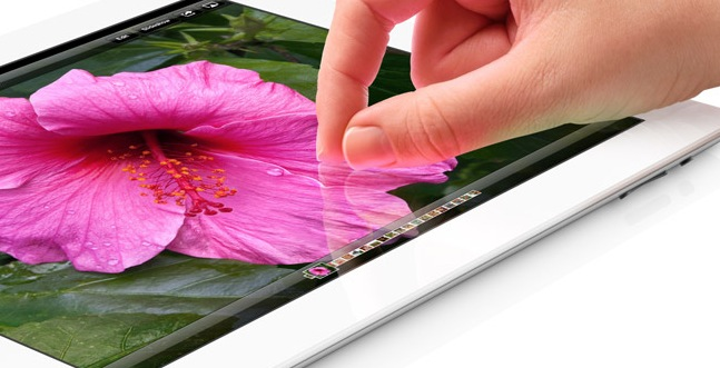 Apple has now completely sold out first online shipment of new iPads worldwide