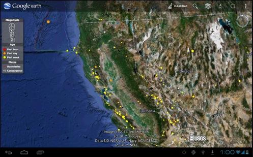 telecharger gratuit google earth 2012