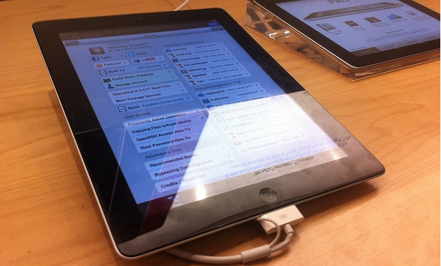 Apple's new iPad jailbroken on day one