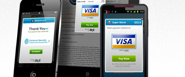 ZooZ exits beta, bringing 3-line simplicity to mobile payments for iOS and Android
