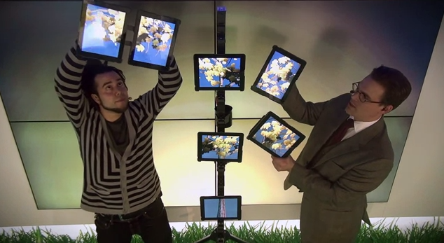 Swedish magicians + 7 new iPads = One of the best presentations you will ever see