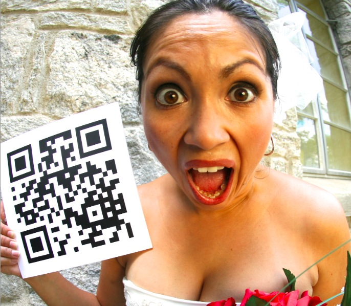 Tumblr Tuesday: Celebrating the WTF of QR codes and the mobile web