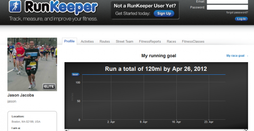 Screenshot 210 520x268 RunKeeper now lets you set specific fitness goals and tell all your friends