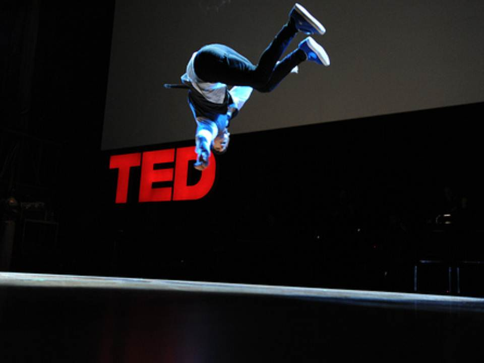 "Netflix announces ""TEDTalks Shows"", available on instant streaming"