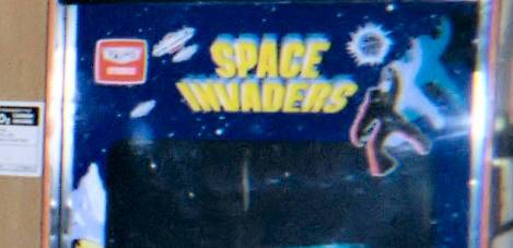 Control this desktop Space Invaders game with your iPhone