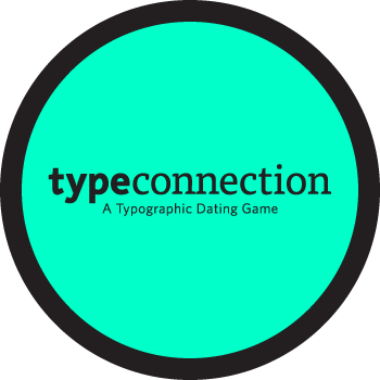 Unknown1 This typographic dating game teaches designers how to pair typefaces