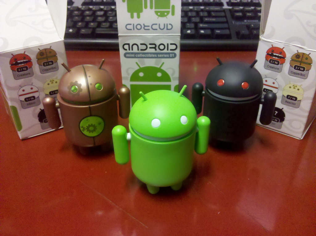 Android marches on: Google OS set to overtake Symbian as China's most active smartphones