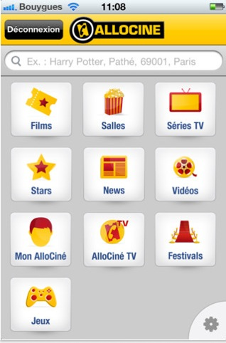 app allocine Cinema info company Allocine denies rumors that Tiger Global is putting it up for sale