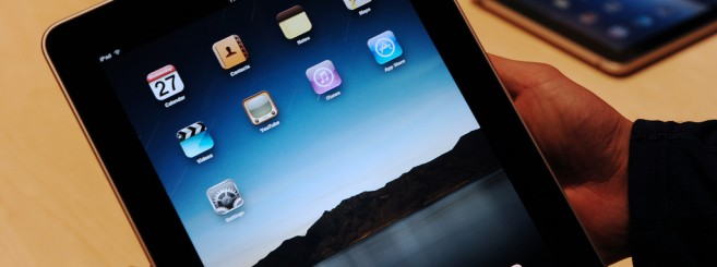 apple ipad image