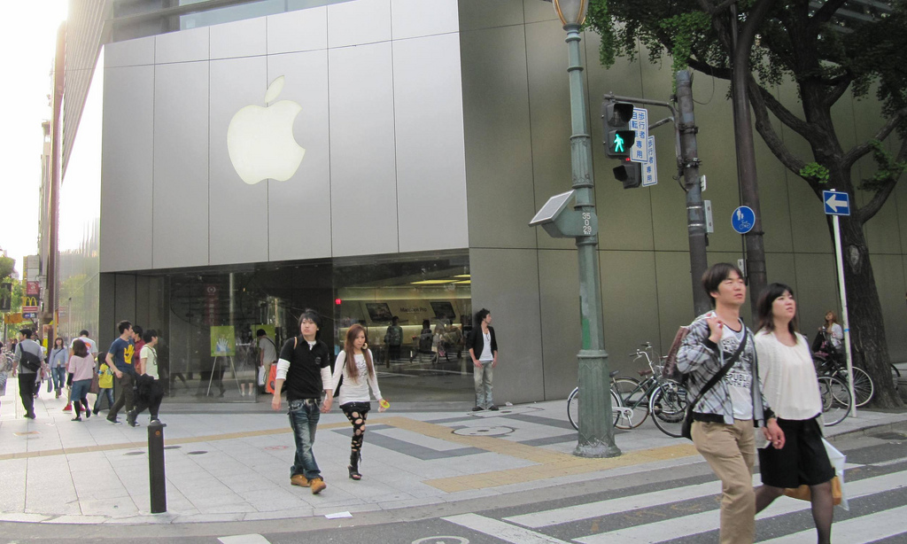 iPhone 4S demand sees Apple top Japan's mobile industry for the first time, but for how long?