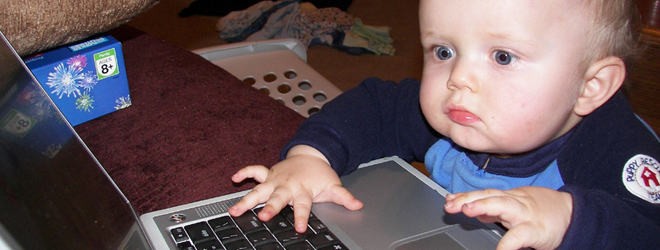 Baby got tech: Today's children growing up in a world of gadgets
