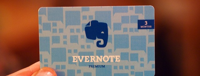 evernote by othree
