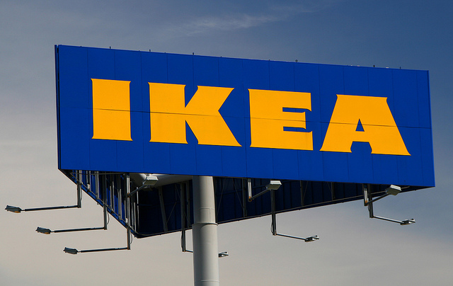 How an agency braved the winter to promote IKEA's iPad catalogue