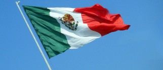 mexican flag by alvaro_qc