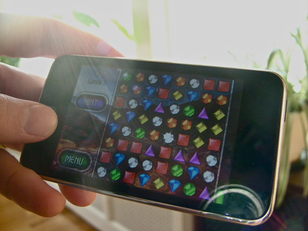 Smartphone growth set to double the Asia-Pacific games market to $30bn by 2016