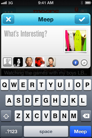 mzl.ypgefymp.320x480 75 Meeps: See why Apple took note of this little iPhone conversation app