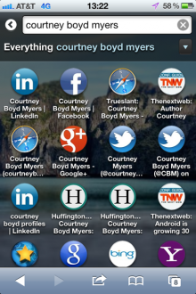 photo 213 220x330 The best new app at SXSW: Everything.me redefines mobile search