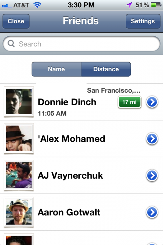 photo 218 520x780 Find My Facebook Friends puts your curated friend lists to work to share your location