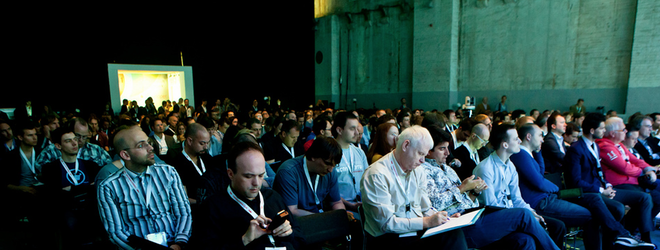 Who is attending The Next Web Conference 2012?