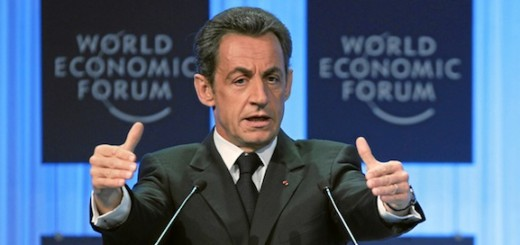 Vision for the G20: Nicolas Sarkozy