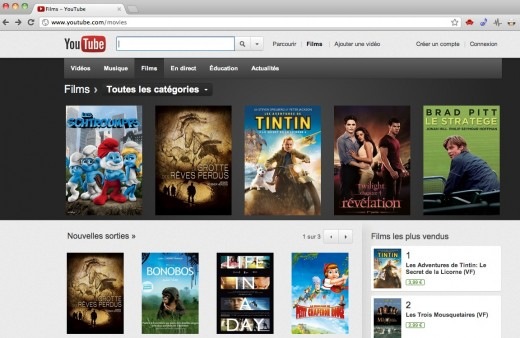screenshot 2012 03 29 à 19.41.51 520x338 Google is now renting movies in France, available on YouTube and Google Play
