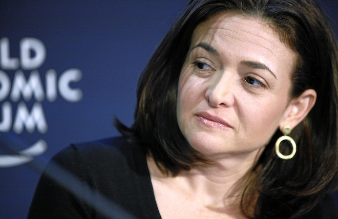 "A different kind of FOSS at Facebook: ""Friends Of Sheryl Sandberg"""